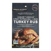 Urban Accents Turkey Rub