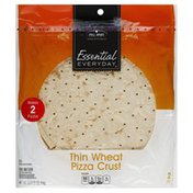 Essential Everyday Pizza Crust, Thin Wheat