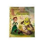 Golden Books DreamWorks Shrek Little Golden Book