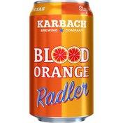 Karbach Brewing Co. Blood Orange Radler
