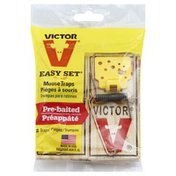 Victor Mouse Traps, Pre-Baited