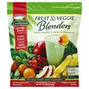 Campoverde Blenders, Fruit & Veggie, Energy Boost Blend