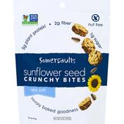 Somersaults Snack Co Sunflower Seed Crunchy Bites - Sea Salt