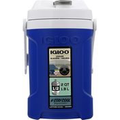 Igloo Cooler, Majestic Blue, Latitude, 0.5 Gal