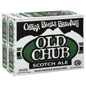 Oskar Blues Brewery Beer, Scotch Ale, Old Chub