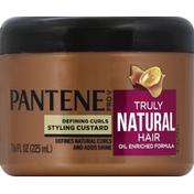 Pantene Pro-V Truly Natural Hair Defining Curls Styling Custard