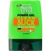 Fructis Style® 24HR Maximum Control Clean Slick Power Gel