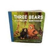 Sasquatch Books Three Bears of the Pacific Northwest