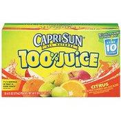 Capri Sun Citrus 100% Juice
