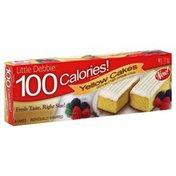 Little Debbie Yellow Cakes