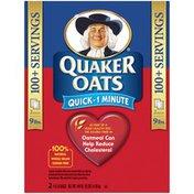 Quaker Oatmeal Quick 1-Minute Oatmeal