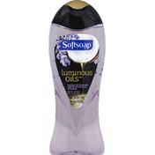 Softsoap Body Wash, Coconut Oil & Lavender