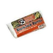 Globespun Gourmet Blackjack Burrito With Black Beans & Jack Cheese