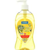 Lucky Super Soft Hand Soap, Kitchen Citrus, Antibacterial
