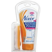 Nair Shower Power Exfoliating Hair Remover