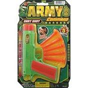 Ja-Ru Inc. Dart Shot, Army Command
