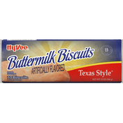 Hy-Vee Biscuits, Buttermilk, Texas Style
