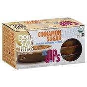 Dont Go Nuts Soybean Spread, Roasted, Cinnamon Sugar