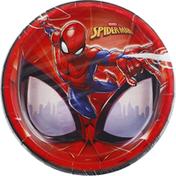 Unique Plates, Marvel Spider-Man, 8-5/8 Inch
