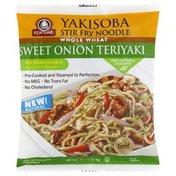Fortune Stir Fry Noodle, Yakisoba, Whole Wheat, Sweet Onion Teriyaki