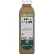 Daily Greens Hemp Milk, Enlighten