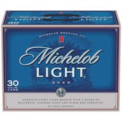 Michelob Light Beer Cans