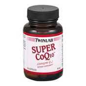 Twinlab Ultra CoQ10 Dietary Supplement Capsules - 60 CT