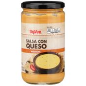 Hy-Vee Medium Salsa Con Queso