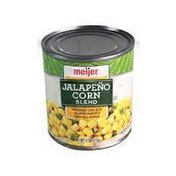 Meijer Jalapeno Corn Blend Supersweet Corn With Jalapeno Peppers & Green Bell Peppers