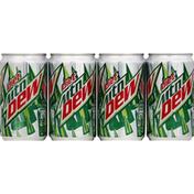 Mountain Dew Soda, Diet