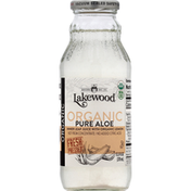 Lakewood Aloe, Organic, Pure