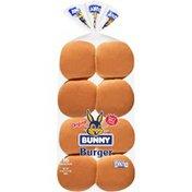 Bunny Bread Original Hamburger Bunny Original Hamburger Buns