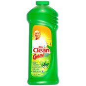 Mr. Clean Multi-Surface with Gain Original Fresh Scent Cleaner