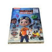 Nickelodeon Rusty Rivets DVD