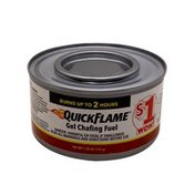 Quick Flame Gel Chafing Fuel
