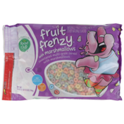 Food Club Fruit Frenzy Sweetened Multi-Grain Cereal With Marshmallows