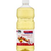 Food Lion Vegetable Oil, Blended, Bottle