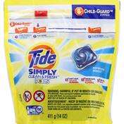 Tide Detergent, Refreshing Breeze