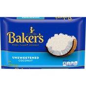 Baker'S Angel Flake Unsweetened Coconut