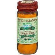 Spice Islands Organic Ground Turmeric
