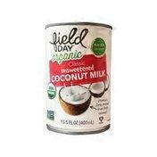Field Day Organic Unsweetened Classic Coconut Milk