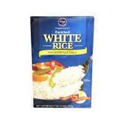 Kroger Rice White Original Instant