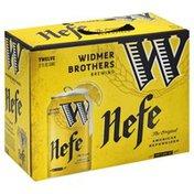 Widmer Brothers Beer, American Hefeweizen, The Original