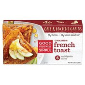 Good Food Made Simple Cinnamon French Toast