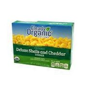 Best Choice Clearly Organic Deluxe Shells and Cheddar Dinner