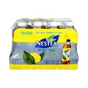 Nestea Iced Tea, Natural Lemon Flavor