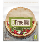 BFree Pizza Crusts, Stone Baked