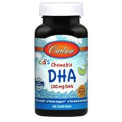 Carlson Labs Kid's Chewable DHA