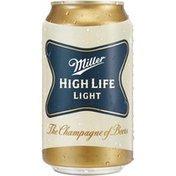 Miller High Life Miller  Light Beer