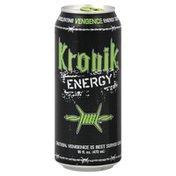 Kronik Beverage, Energy, Vengence